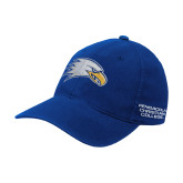 Royal OttoFlex Unstructured Low Profile Hat-Eagle Head