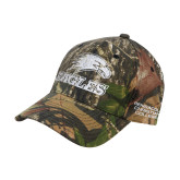 Mossy Oak Camo Structured Cap-Eagles