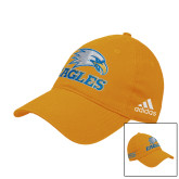 Adidas Gold Slouch Unstructured Low Profile Hat-Eagles