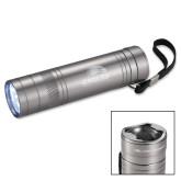 High Sierra Bottle Opener Silver Flashlight-Signature Mark Engraved