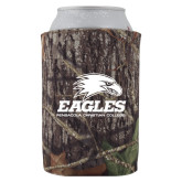 Collapsible Mossy Oak Camo Can Holder-Signature Mark