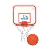 Mini Basketball & Hoop Set-Signature Mark