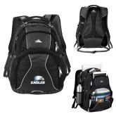 High Sierra Swerve Compu Backpack-Eagles