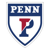 Large Decal-PENN Shield, 12 inches tall