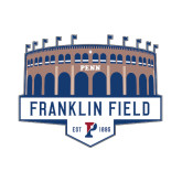 Small Decal-Franklin Field