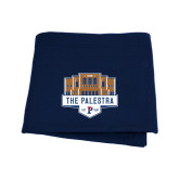 Navy Sweatshirt Blanket-The Palestra