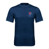Syntrel Performance Navy Tee-Split P