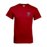 Cardinal T Shirt-Split P