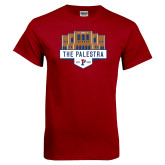 Cardinal T Shirt-The Palestra