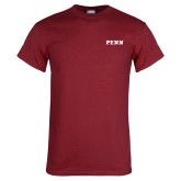 Cardinal T Shirt-PENN