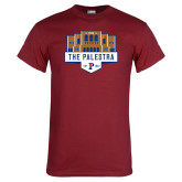 Cardinal T Shirt-The Palestra