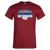 Cardinal T Shirt-Franklin Field