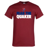 Cardinal T Shirt-Fear The Quaker