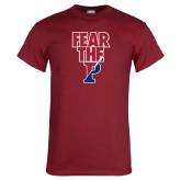 Cardinal T Shirt-Fear The P