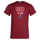 Cardinal T Shirt-Fear The P