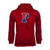 Cardinal Fleece Hood-Split P