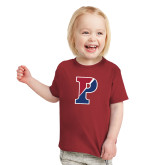 Toddler Cardinal T Shirt-Split P