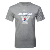 Sport Grey T Shirt-2016 Ivy League Womens Basketball Champions