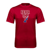Syntrel Performance Cardinal Tee-Fear The P
