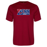 Performance Cardinal Tee-Penn Baseball