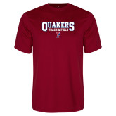 Syntrel Performance Cardinal Tee-Quakers Track and Field