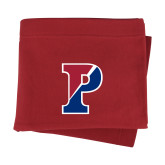 Cardinal Sweatshirt Blanket-Split P