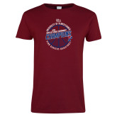 Ladies Cardinal T Shirt-2018 Ivy League Mens Basketball