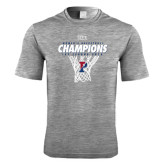 Performance Grey Heather Contender Tee-2016 Ivy League Womens Basketball Champions