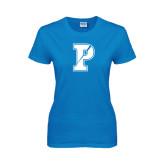 Ladies Sapphire T Shirt-Split P