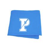 Light Blue Sweatshirt Blanket-Split P