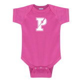 Fuchsia Infant Onesie-Split P