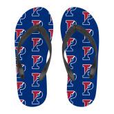 Full Color Flip Flops-Split P