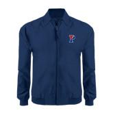 Navy Players Jacket-Split P