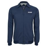 Navy Players Jacket-PENN