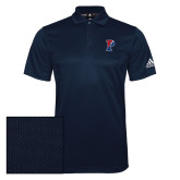 Adidas Climalite Navy Game Time Polo-Split P