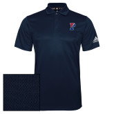 Adidas Climalite Navy Grind Polo-Split P