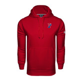Under Armour Cardinal Performance Sweats Team Hood-Split P