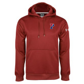 Under Armour Cardinal Performance Sweats Team Hoodie-Split P