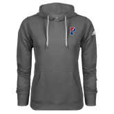 Adidas Climawarm Charcoal Team Issue Hoodie-Split P