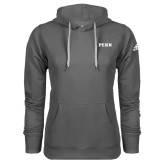Adidas Climawarm Charcoal Team Issue Hoodie-PENN