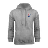 Grey Fleece Hood-Split P
