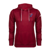 Adidas Climawarm Cardinal Team Issue Hoodie-Split P