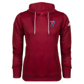Adidas Climawarm Cardinal Team Issue Hoodie-Split P