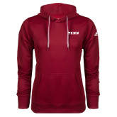 Adidas Climawarm Cardinal Team Issue Hoodie-PENN