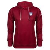 Adidas Climawarm Cardinal Team Issue Hoodie-PENN Shield