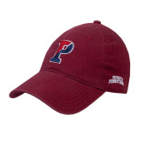 Cardinal Twill Unstructured Low Profile Hat-Split P