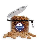 Cashew Indulgence Round Canister-Split P