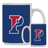 Full Color White Mug 15oz-Split P