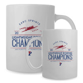 Full Color White Mug 15oz-2019 Lightweight Rowing Champions