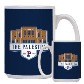 Full Color White Mug 15oz-The Palestra